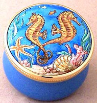 Staffordshire Seahorse and Starfish