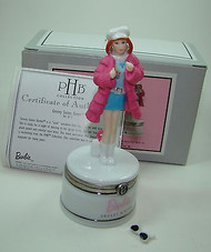 Groovy Sixties Barbie with sunglasses
