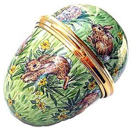 Staffordshire Big Bunny Egg