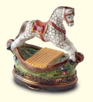 Staffordshire Rocking Horse B/B