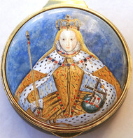Staffordshire Heritage Queen Elizabeth (T318)
