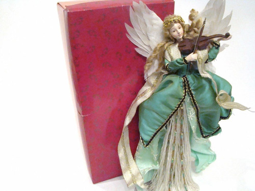Ada Angel Tassel Doll 33SE102