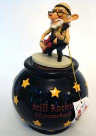 Bobble Coot Still Rocks Concert Jar (12713)