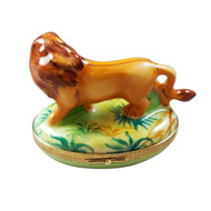 Rochard LION Limoges Box RA330-J