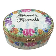 Rochard FOREVER FRIENDS Limoges Box RO217-H