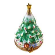 Rochard CHRISTMAS TREE Limoges Box (RX150-J)