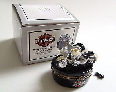 Harley-Davidson Harley Cycle and Sidecar PHB