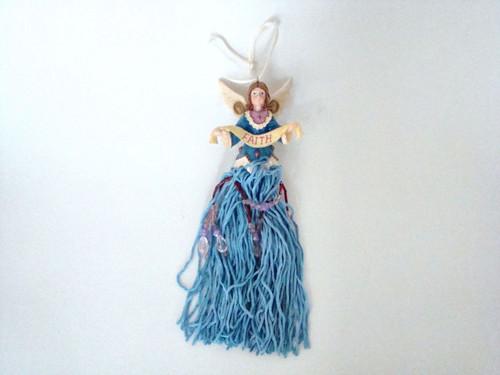 Faith Tassel Doll