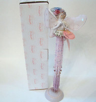 Show Stoppers with Pink Tassels Porcelain Tassel Doll