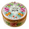 Round - With Love - Studio Collection Rochard Limoges Box