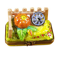 Pumpkin Field Rochard Limoges Box