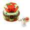 Mini Pumpkin W/Ghost Rochard Limoges Box