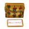 Envelope Season'S Greetings Rochard Limoges Box