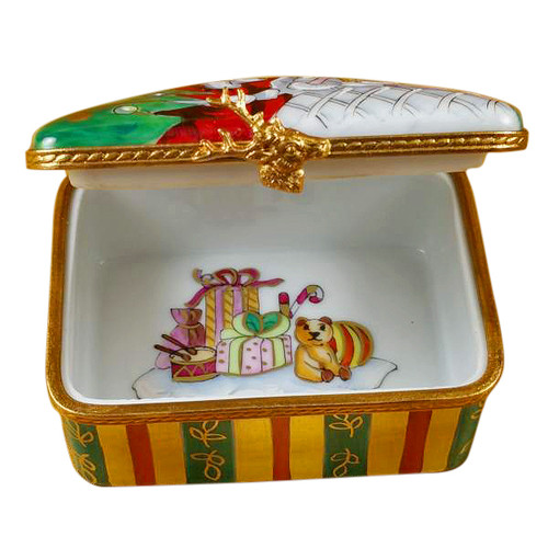 Studio Collection - Christmas Night Rochard Limoges Box