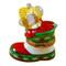 Santa Mouse In Stocking Rochard Limoges Box