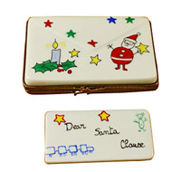 Limoges Imports Letter To Santa Limoges Box