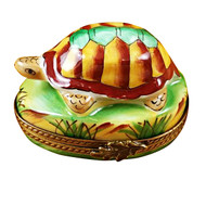 Turtle Rochard Limoges Box
