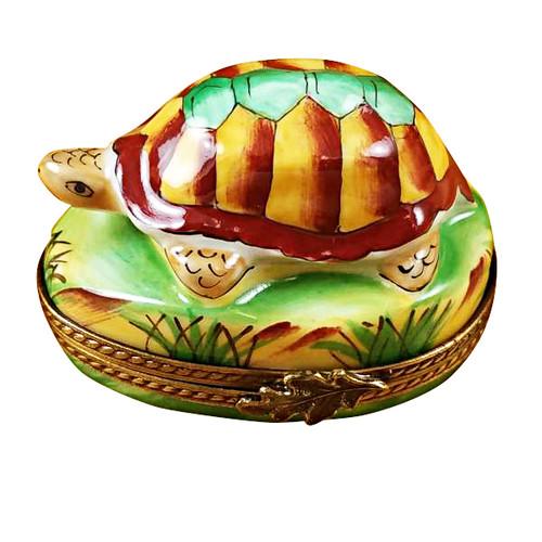Turtle Rochard Limoges Box
