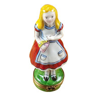 Alice In Wonderland Rochard Limoges Box