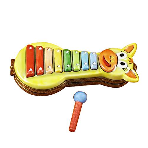 Xylophone Rochard Limoges Box