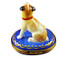 Jack Russell Rochard Limoges Box