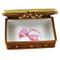 Yorkies Rectangular Base Rochard Limoges Box