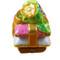 Pillow W/Flowers Rochard Limoges Box