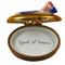 Spirit Of America Ribbon Rochard Limoges Box