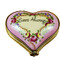 Heart - Love Always Rochard Limoges Box