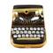Typewriter Rochard Limoges Box