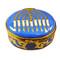 Menorah-Blue Rochard Limoges Box