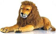 Lars the Lion - Giant Stuffed Lion