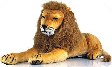 Lars The Lion Giant Stuffed Lion Giant Stuffed Animals