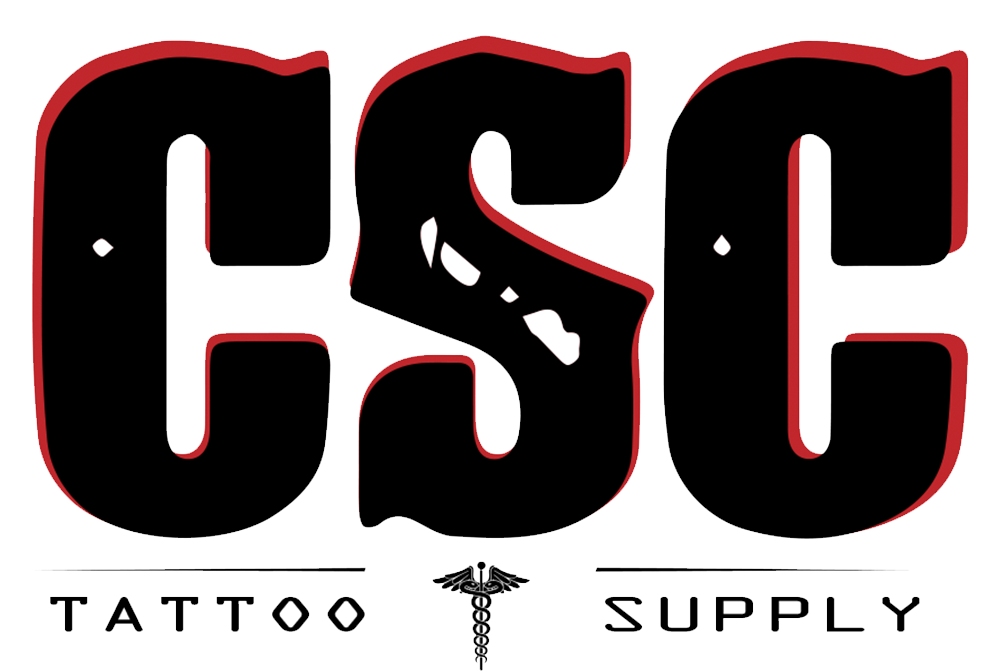 CSC TATTOO SUPPLY by CORNELL SURGICAL CO.