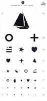 Kindergarten Hanging Eye Chart