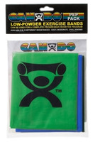 CanDo® Exercise Band - Moderate Pack