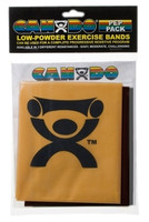CanDo® Exercise Band - Challenging Pack