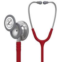 5627 Littmann Classic III Stethoscope - Burgundy