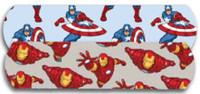 "Captain America & Ironman Bandaid 3/4"" 100's"