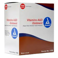 Vitamins A&D Ointment - 5 g packet  - 144's
