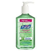 PURELL® Advanced Hand Sanitizer Aloe Gel 12oz