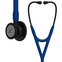 6168 Littmann Cardiology IV - Navy Blue w/ Black Finish