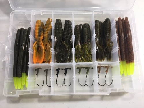 Smallmouth Kit - 40 piece