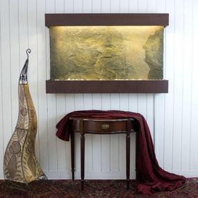 Large Horizon Falls Classic Quarry Jeera Slate with Copper Vein Trim Kit
