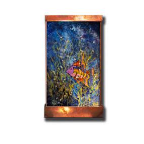Angel Fish Wall Fountain