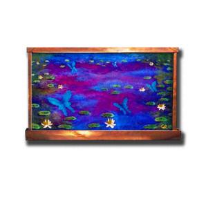 Monets Dream Wall Fountain