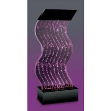 Water Panel Wave Bubble Fountain - Large