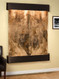 Majestic River - Magnifico Travertine - Blackened Copper - Rounded