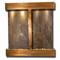 Aspen Falls - Square Corners - Rustic Copper  - Rajah Slate