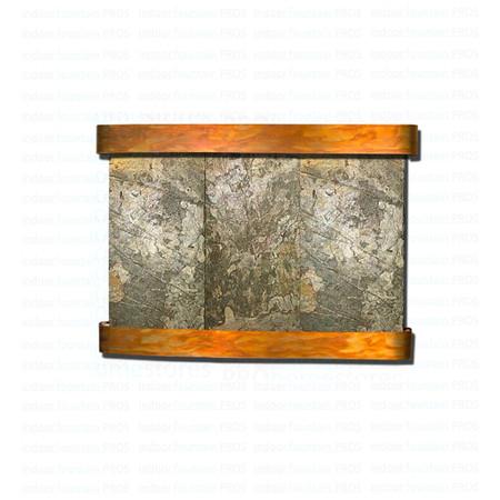 Solitude River Three Panel Wall Fountain
